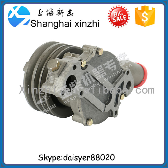 Yuchai 4110 YC4110 YC4E diesel engine part E0200-1307020F water pump for Construction Machinery