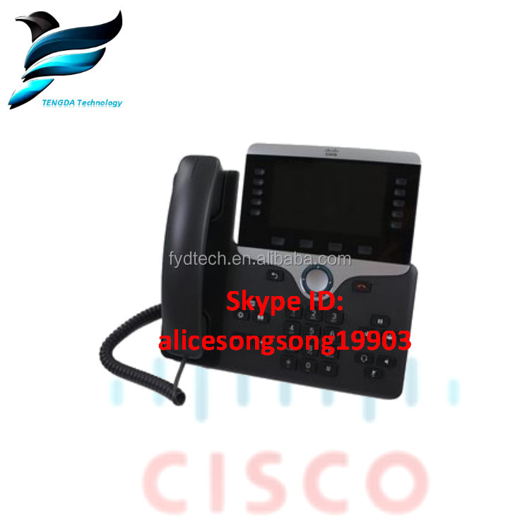 Cisco Ip Phone Cp-8851-k9 5 Channel Lines Voip Phone - Buy Cp-8851-k9,Cisco  Ip Phone,Voip Phone Product on Alibaba com
