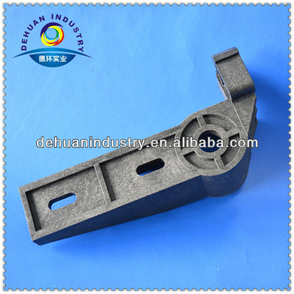Glass Fiber Reinforced PA66 / Nylon 66 Plastic Parts and Products