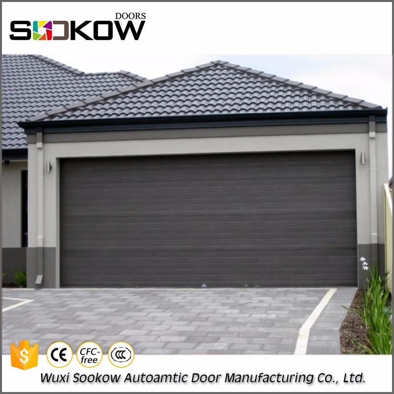 Utiliza mejor puerta de garaje curva de dise o de la pista - Diseno de garajes ...