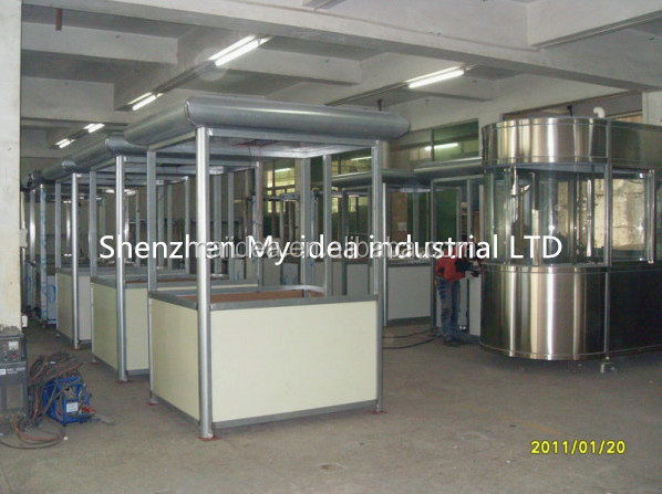 Exhibition Booth Price : Factroy price china exhibition booth design prefab coffee