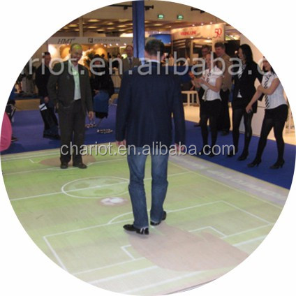 cheap price! chariot interactive floor projector software for