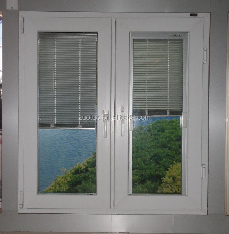 Louver Inside Double Glass Window Louvers Window