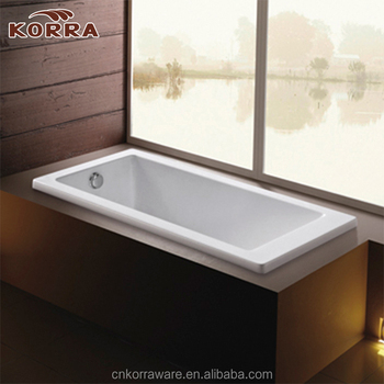 tub bathtub combo in tubs acrylic shower waiting disaster drop happen with