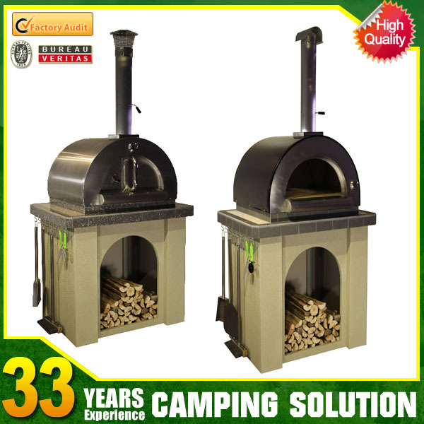 Indoor Wood Burning Making Pizza Oven Residential - Buy ...