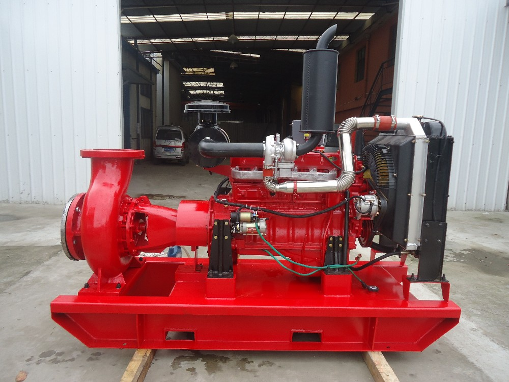 Cast iron stainless steel diesel engine centrifugal water for Diesel irrigation motors for sale