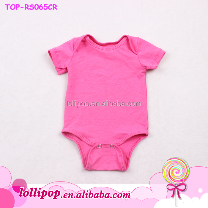 2017 Baby Clothes Factory Custom Print Baby Clothes Manufacturers