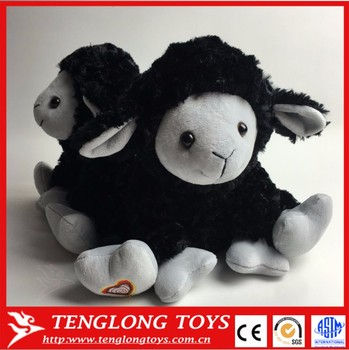 High Quality Stuffed Plush Toy Sheep Black Lamb Toy Buy Stuffed