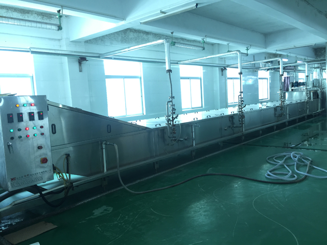 jelly juice pasteurizer production line machine