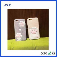 KLT Mobile Phone Case 3D Dog Cat Kitty Doggy Puppy Phone Case Paw Claw Cute Lovely Pattern Hard Cover Customized DIY Protective