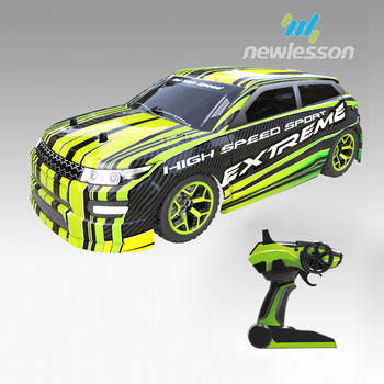 e5a9dfbbd high speed cool appearance 2.4Ghz 1 18 remote control off road rc car for