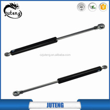 Nitrogen filled inside metal ball gas lift shocks gas lifting spring with plasctic groove end fitting for kinds equipment 250N