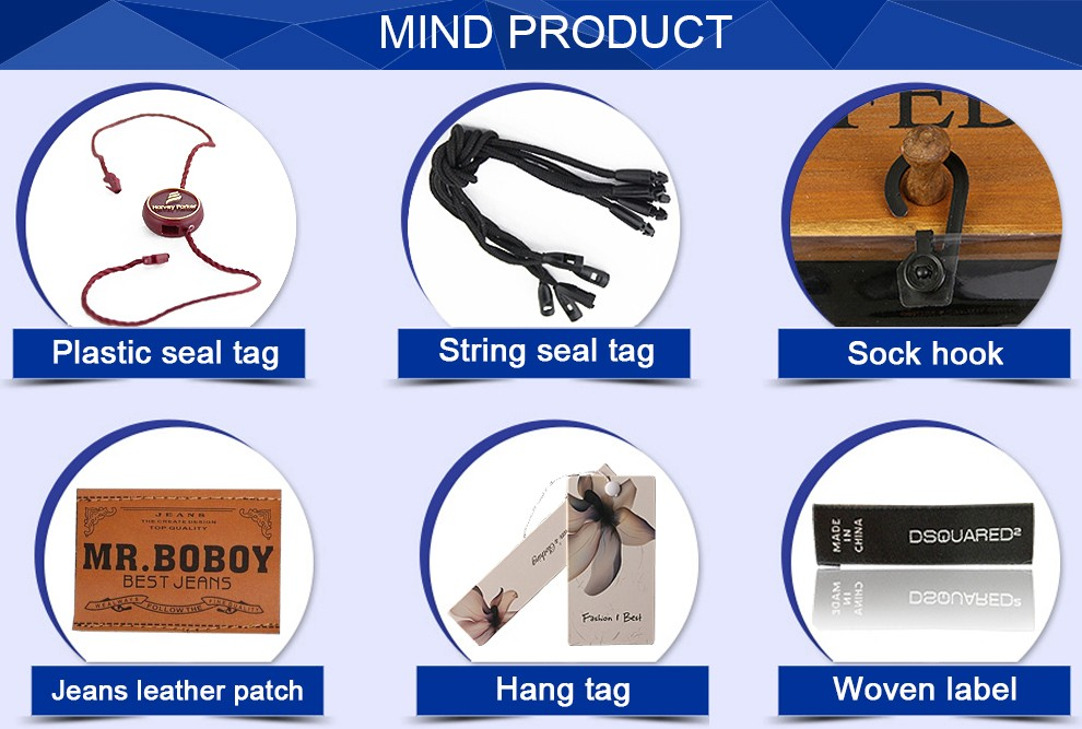 Paper Clothing Tag/Paper plastic string seal Hang Tags Luggage Tag/Clothing Hang Tags And Labels