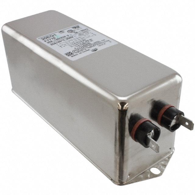 Power Line Filters 20A 1//4 QUIK CONN