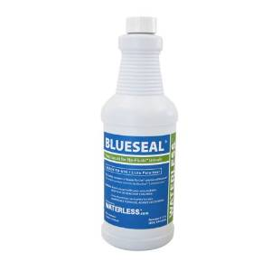 Waterless 1114 1-Quart BlueSeal Urinal Trap Liquid