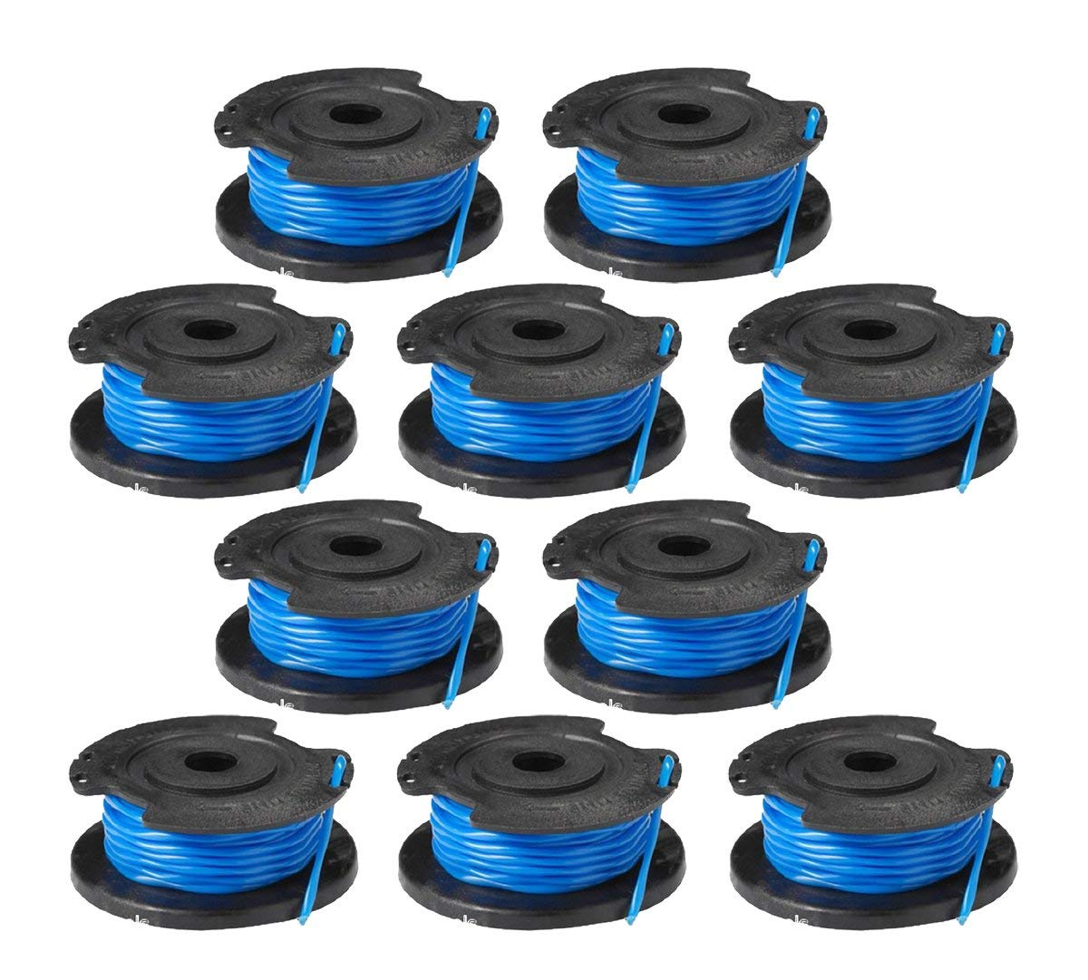 Get Quotations · Weed Eater 20V String Trimmer 10 Pack .065 Spool #  966709701-10PK
