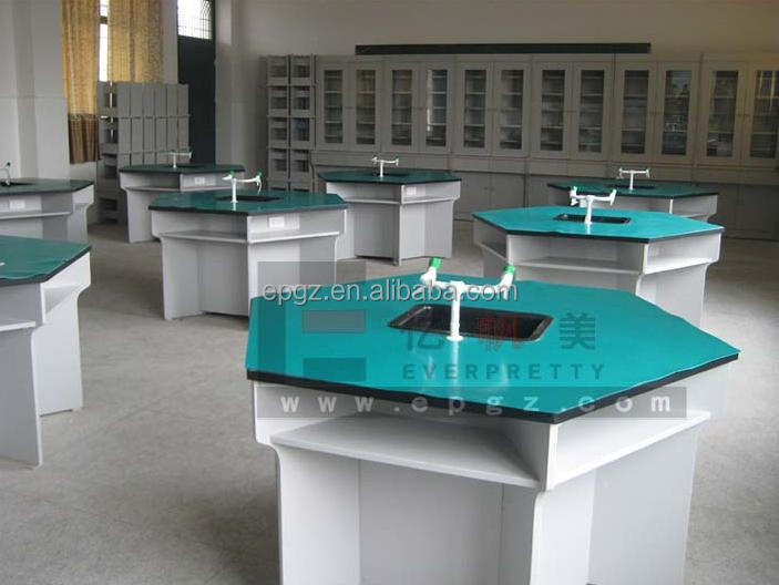 High Quality Laboratory Work Stations,Biology Science Lab Table ...
