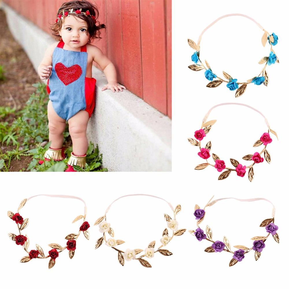 Mother & Kids Kids Baby Girl Bowknot Headband Fashion Polka Dot Hair Band Headwear Decor Drip-Dry