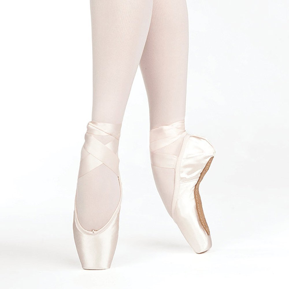 Russian Pointe Almaz Pointe Shoes, U-Cut Hard Shank
