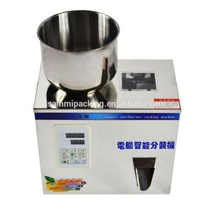 Widely used Semi-auto capsule filling machine manual 3-50g
