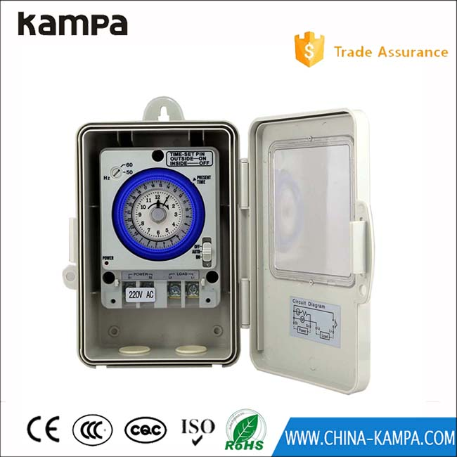 High quality Multifunctional electric timer prices
