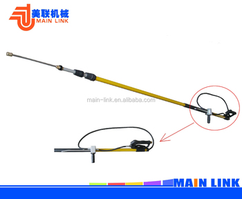Heavy Duty Telescoping Long Wand Power Washer Extension
