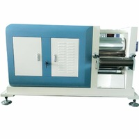 Automatic Roll to Roll Pressure Controlled Rolling Press Calender System