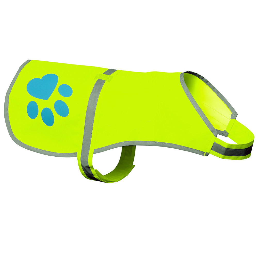 Wholesale Light Weight Cooling Service Life Hunting Safety Reflective Dog Vest in Both Urban and Rural Environments