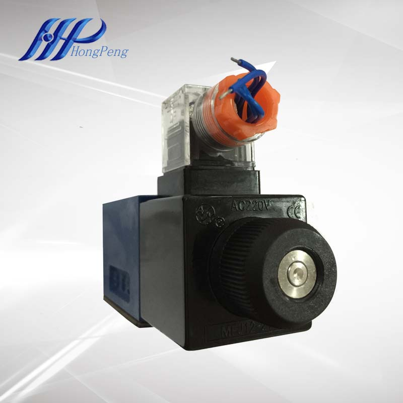 Hydraulic system 4WE6D61 valves, hydraulic directional control valves, Rexroth type hydraulic components