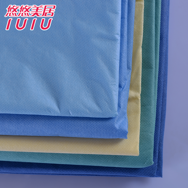 Pattern Printed new design non woven fabric price with various color