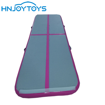 DWF and PVC Material Inflatable 3m Air Floor Mat For Sale
