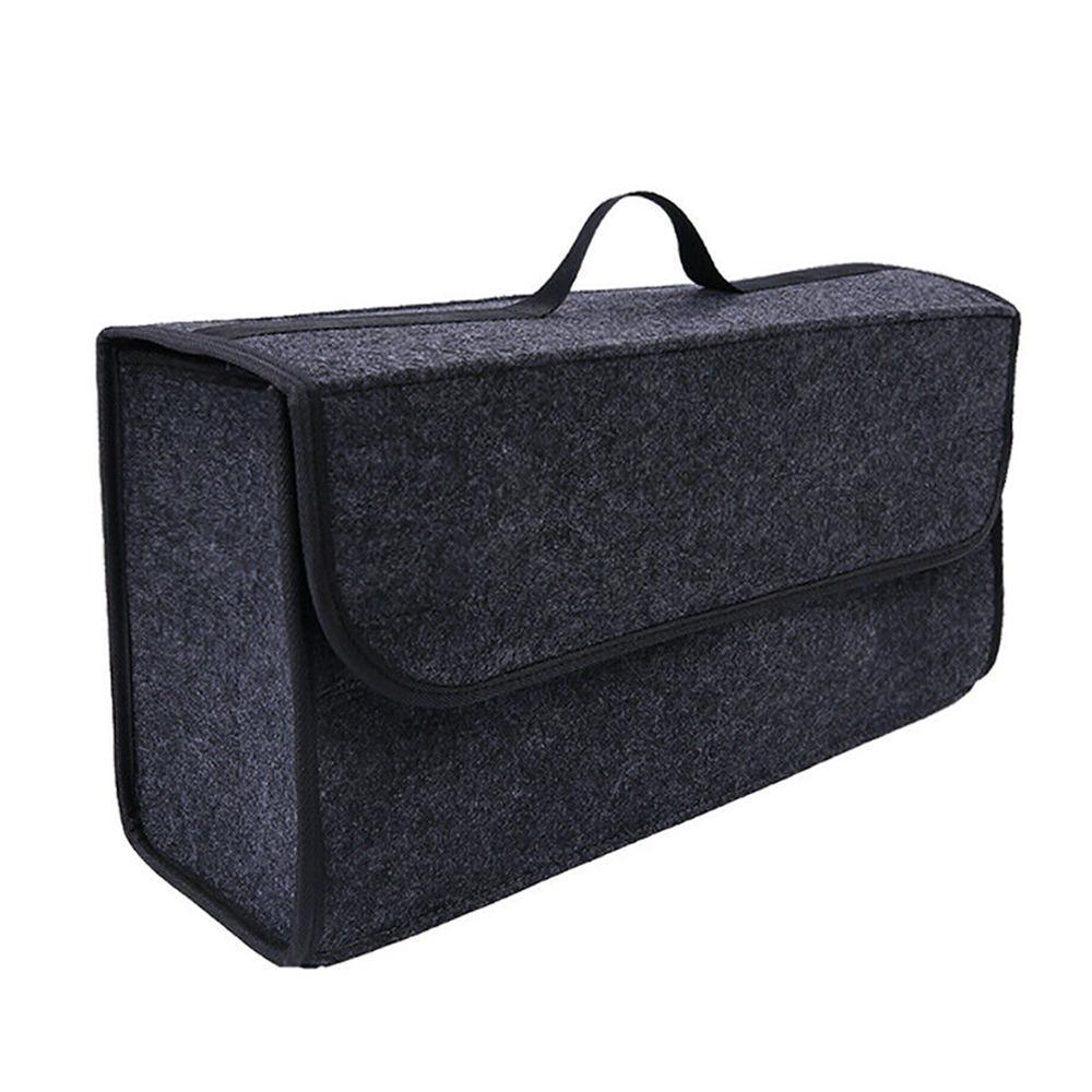 Органайзер для багажника из войлочной ткани, складная автомобильная сумка для хранения SUV, грузовой ящик, переносная автомобильная коробка ...(Китай)