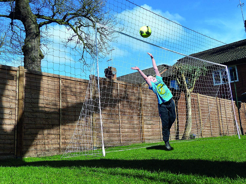 7c9eaf6fd Get Quotations · Open Goal - Soccer Rebounder/Goal / Backstop ALL IN ONE