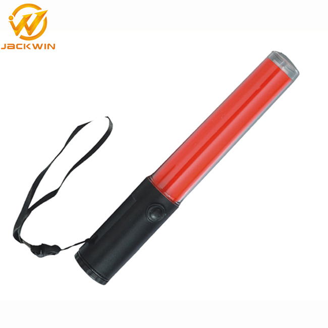 Super Bright Police LED Flashing Aircraft Rechargeable Traffic Baton