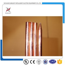 Made in China copper rods/earth
