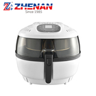 high quality low fat electric hot air fryer/ oil less fryer for sale