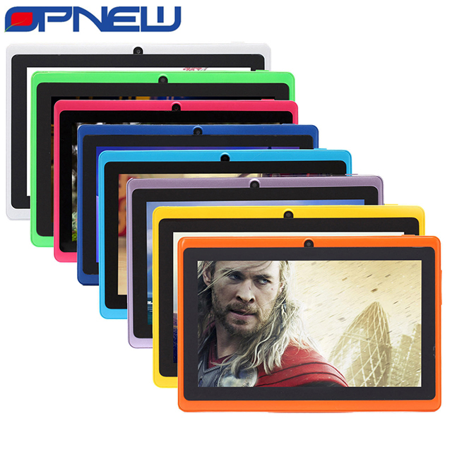 "Wholesale 7"" Allwinner A33 Q88 cheap tablet"