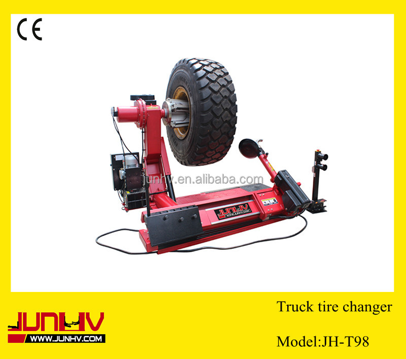low price tyre changer for truck JH-T98 with CE