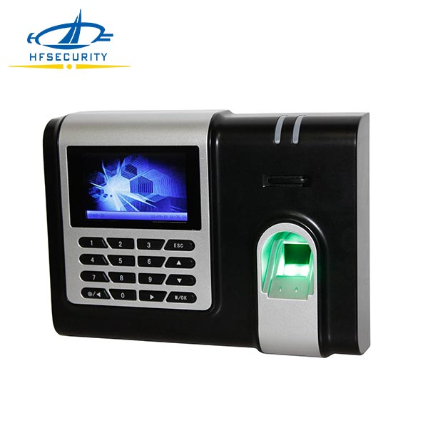 HF-X628 1 Touch A-second User Recognition Computer Finger Attendance Machine