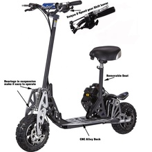2-Speed Mini Pieghevole usato <span class=keywords><strong>49cc</strong></span> gas scooter in Vendita (PN-GS0072X)