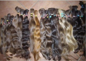 14INCH-28INCH nw UN PROCESSED virgin human hair bulk