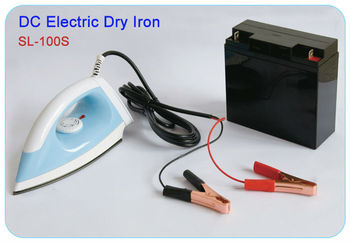 Solar Dc Iron Buy Dc Iron Cloth Iron Battery 12v Iron