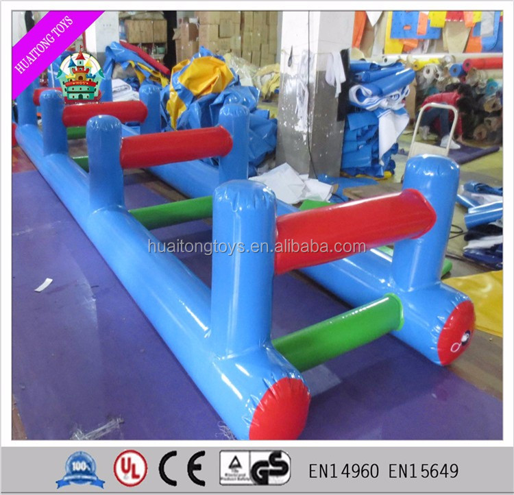 Selling like hotcakes giant inflatable hurdle/Inflatable hurdle sport game