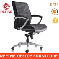 genuine leather luxury reclining comfortable executive office chair 130kgs RF-S031D