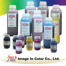 Heat transfer sublimation ink