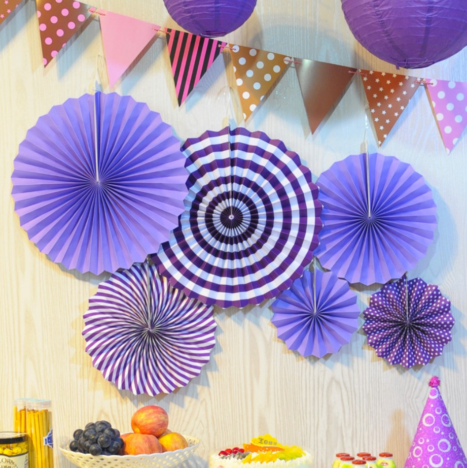 Meilun 2019 new arrival happy birthday, party paper decoration customized