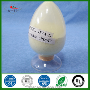 N,N'-m-phenylenedimaleimide Multi-function rubber anti-recovery agent and curing agent HVA-2