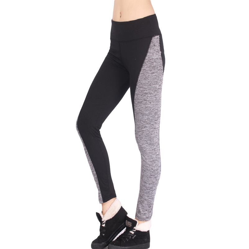 Dropship Women Yoga Pants Capris Girls Sports Capris Fitness Leggings Ladies Yoga Pants Sports Clothes Wear Gym Workout Trousers