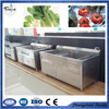 Stainless steel kitchen ware clean machine/diehes cooker cleaner/vegetable cleaning machine