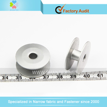 aluminium bobbin for textile machine